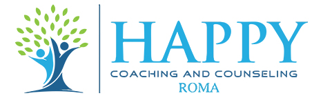 Happy coaching and counseling Logo